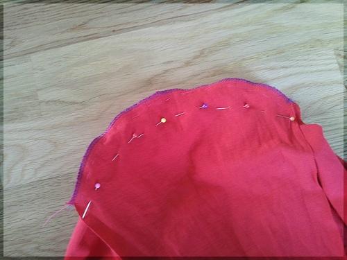 Over-lock stitch